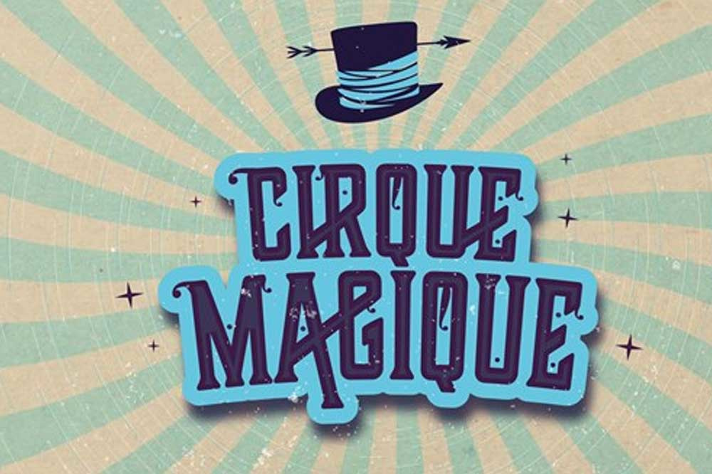 Cirque Magique, -