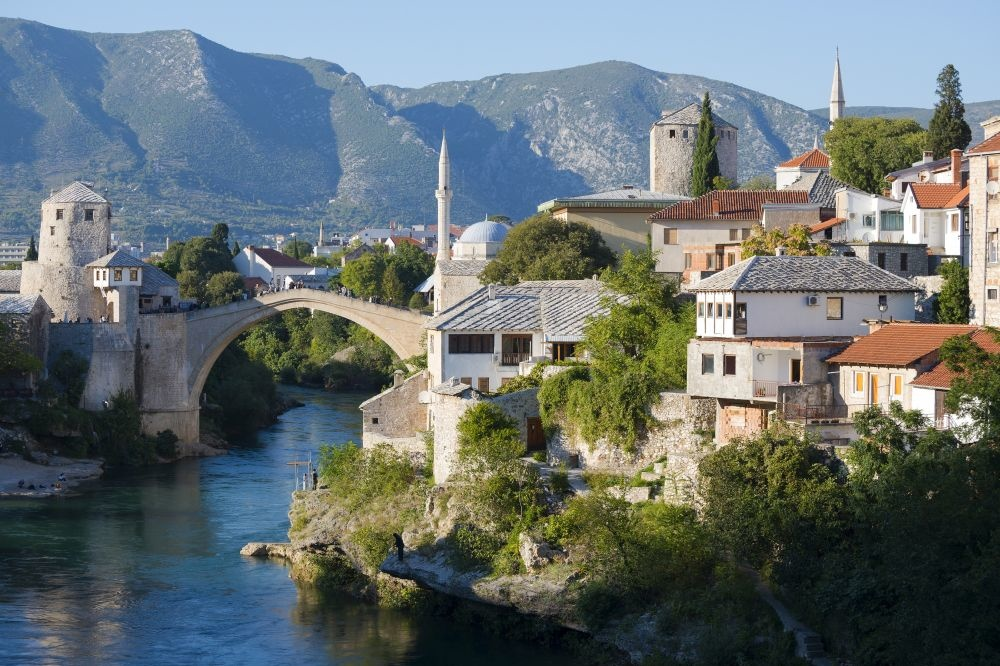 Mostar, Getty Images