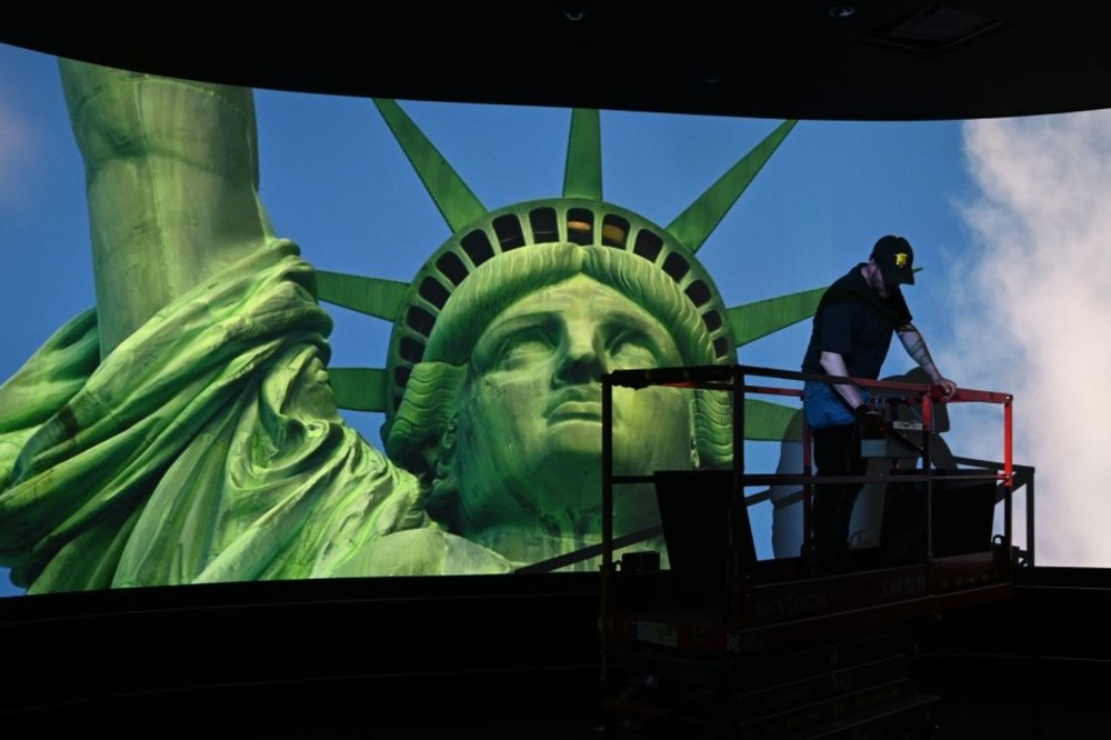 ., Statue of Liberty Museum
