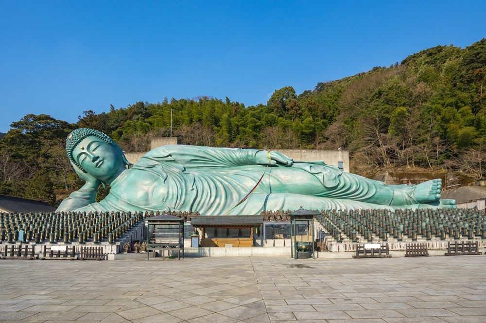 Buddha du temple de Nanzo in au Japon, Getty Images