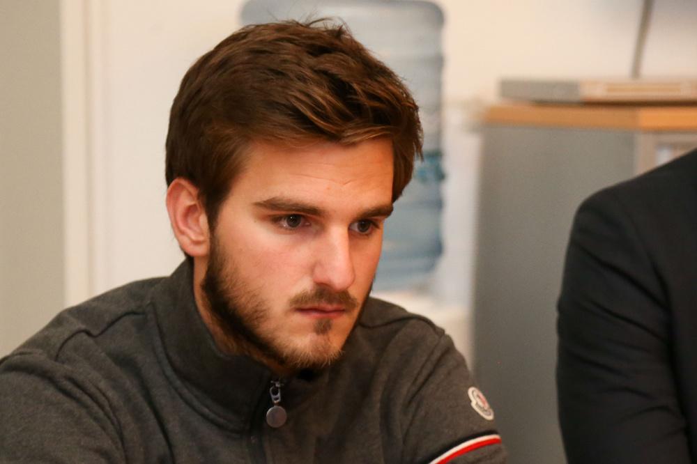 Arne Nilis, belgaimage