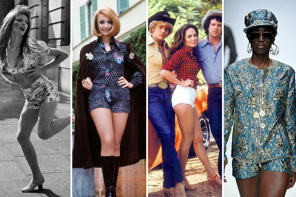 Hot! Pants! Van Raffaella Carra tot Daisy Duke, Getty
