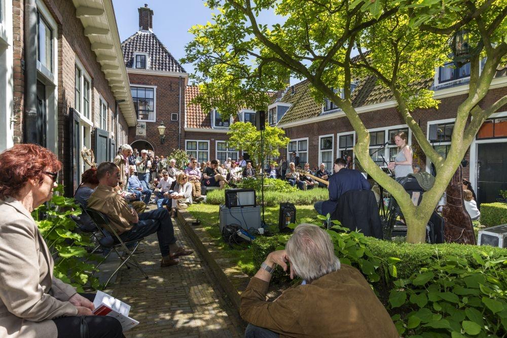 Leidse Hofjesconcerten, Visit Leiden
