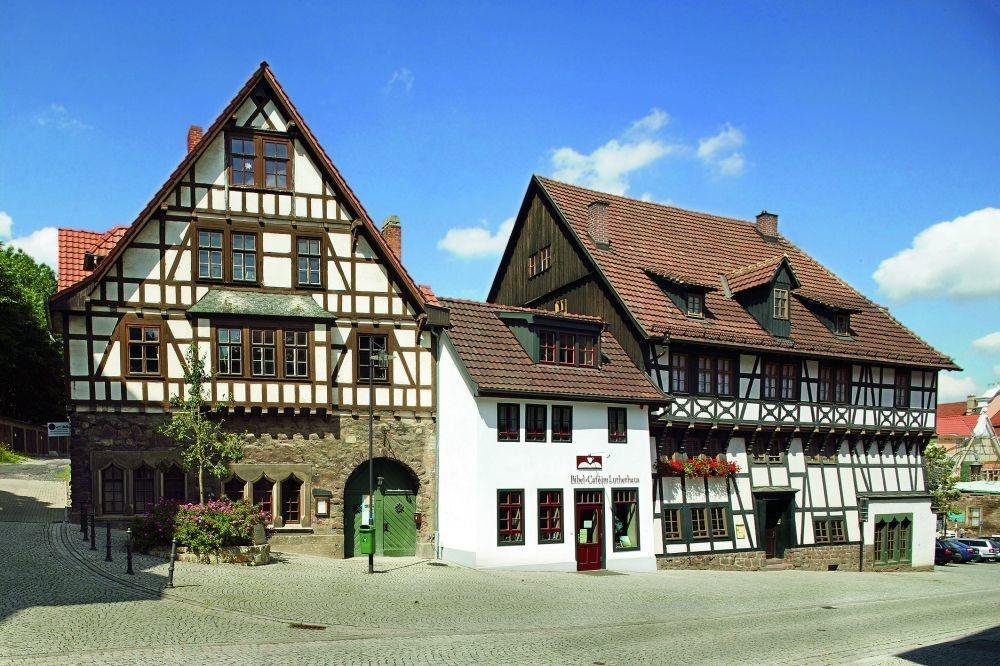 Lutherhaus, Warburg Touristik GmbH
