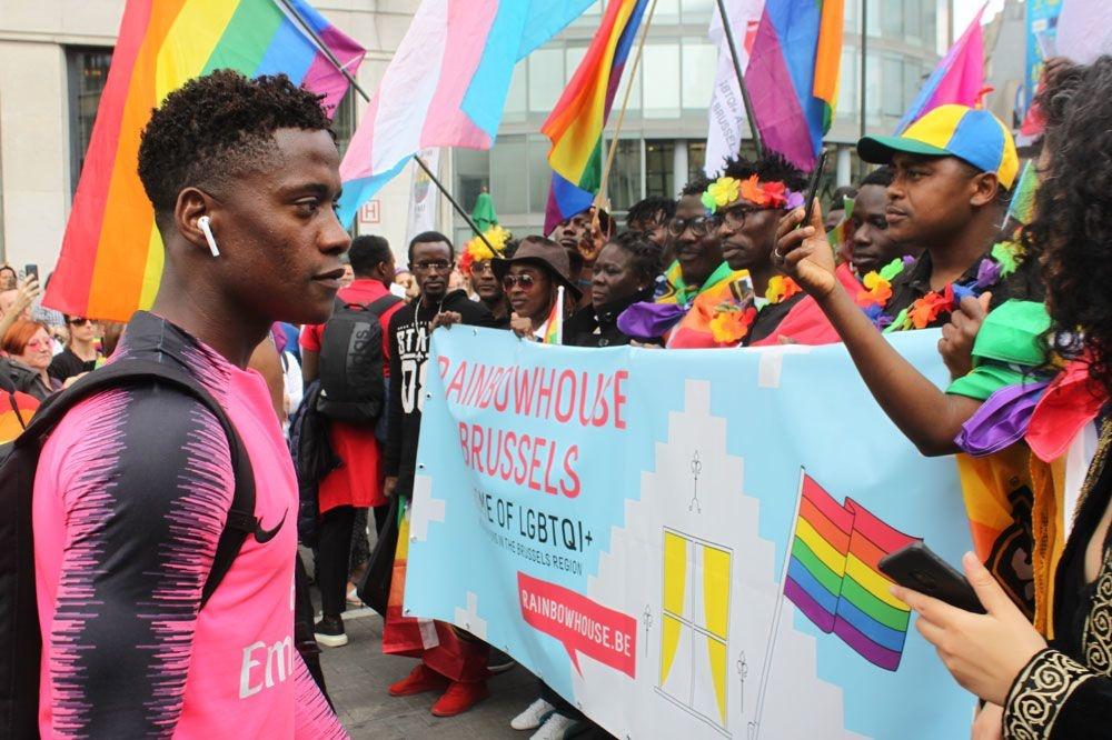 Pride Parade 2019, Wim Denolf