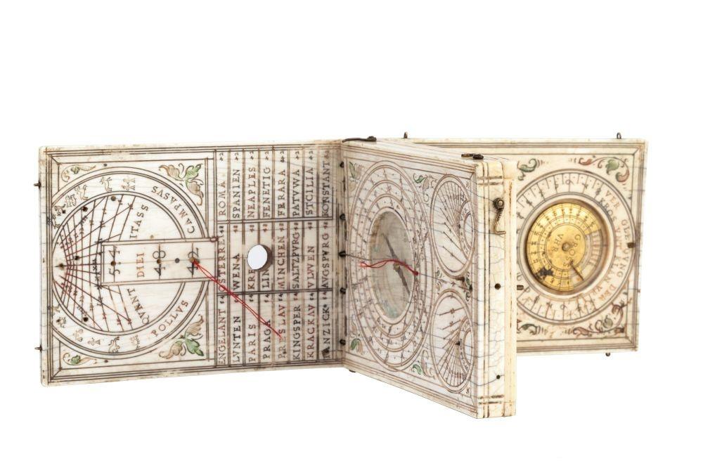 'Leonardo da Vinci, de uitvindingen van een genie', Musee da la via Wallon