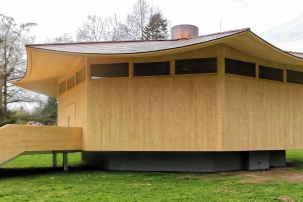 Le pavillon Thomas Schütte, .