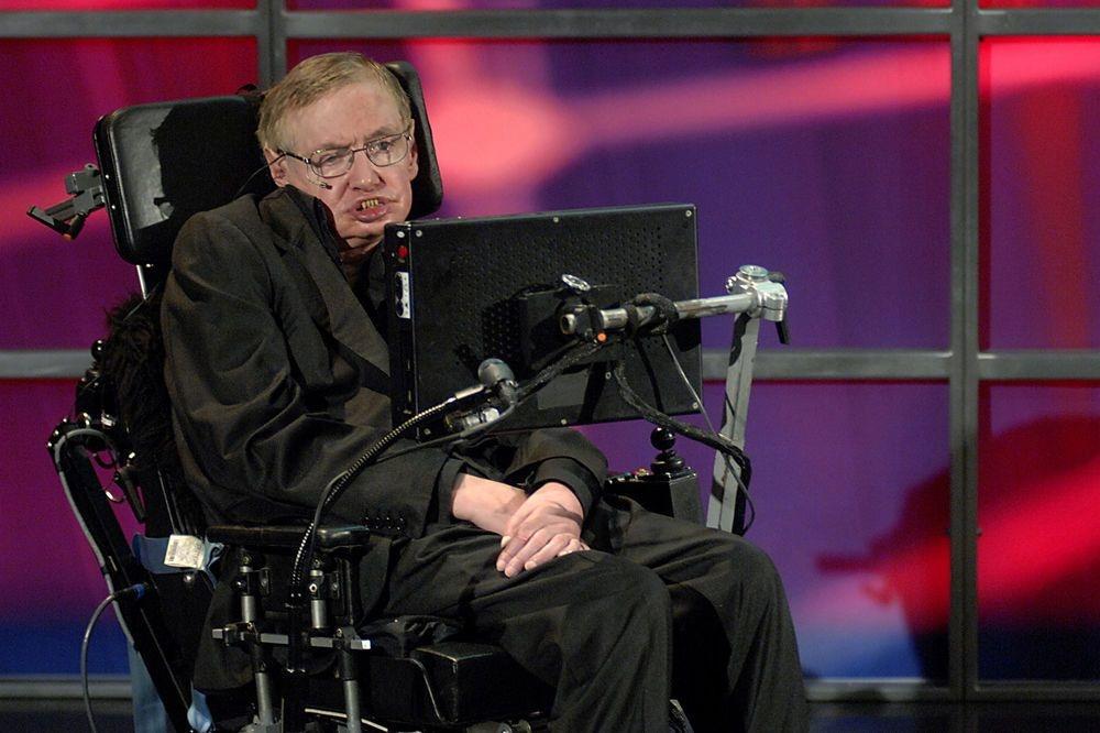Stephen Hawking., Reuters