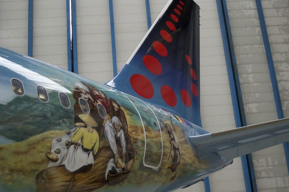 Brussels Airlines, Belga