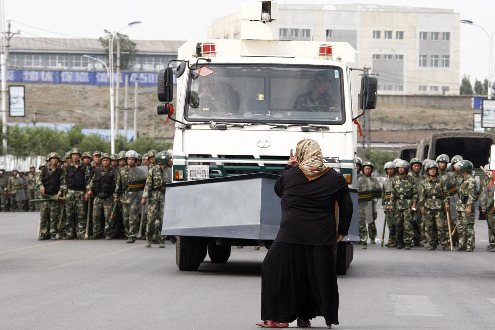 ouïghours, AFP