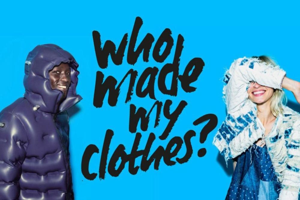Campagne 'Fashion Revolution', Fairtraide Belgium