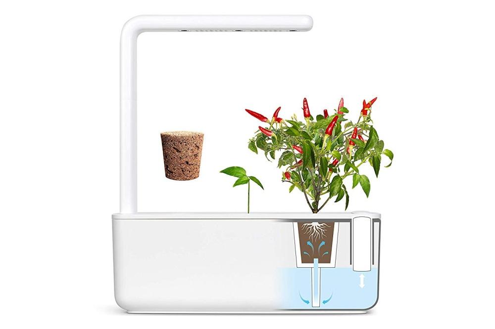 Click & Grow SG3 werkingsprincipe: geen bewegende onderdelen, Click & Grow