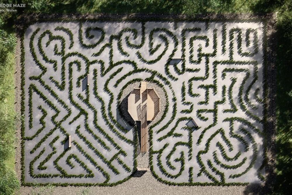 Heatherton Hedge Maze, Quick Quid