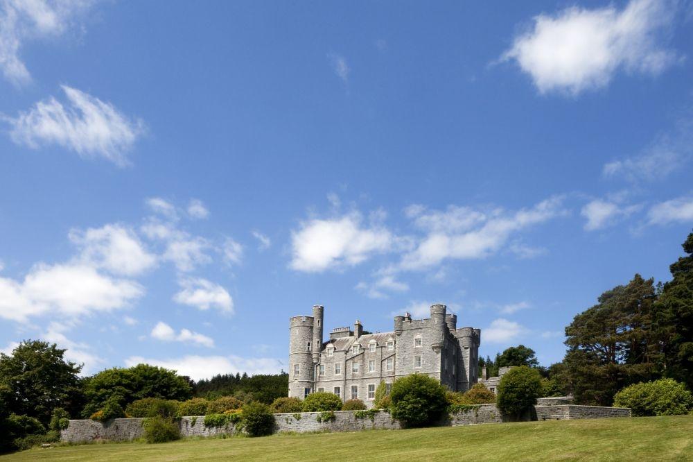 Castlewellan Castle, Getty Images