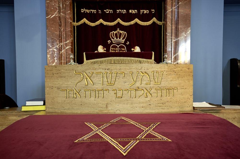 Samuel Zuder, Synagoge, Thuringer Tourismus GmbH