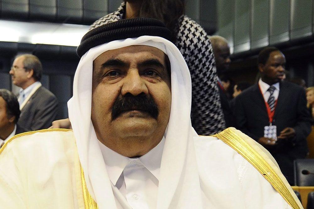 Hamad ben Khalifa Al-Thani, AFP