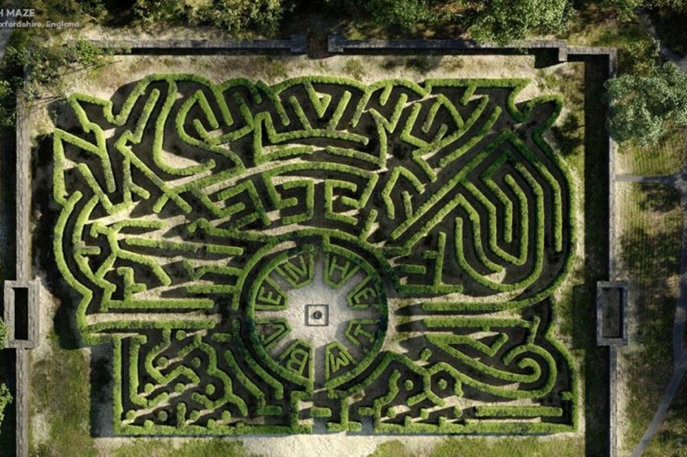 Marlborough Maze, Quick Quid