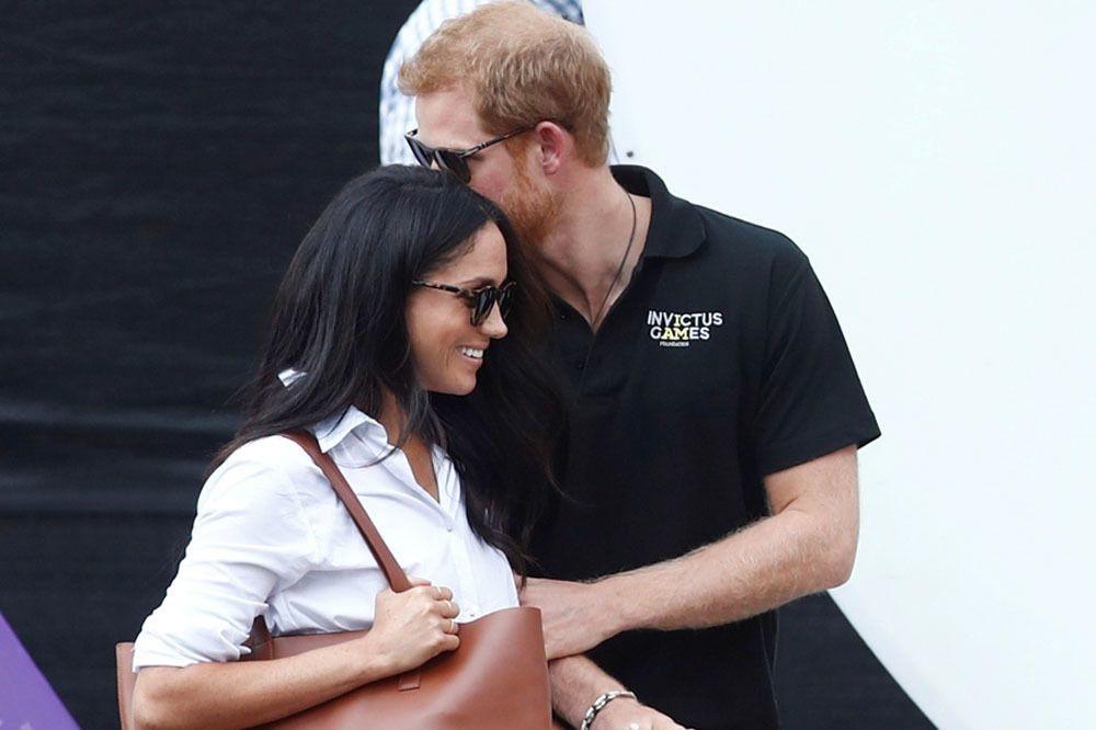 Le prince Harry et Meghan Markle : l'officialisation, Reuters