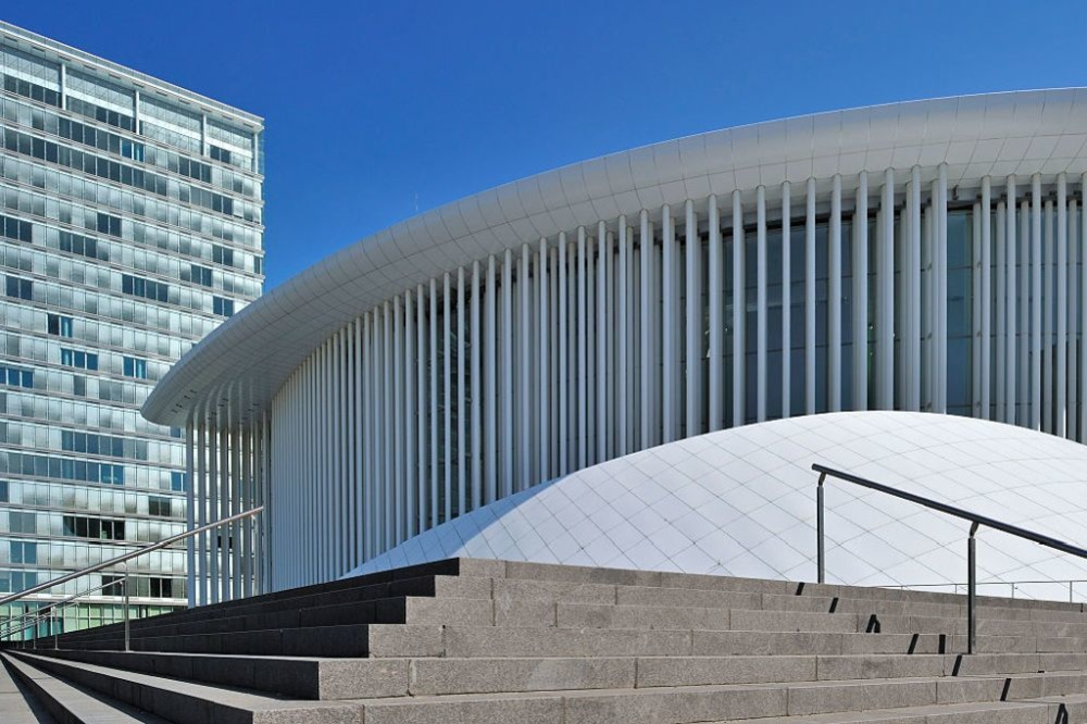 Philharmonie Luxembourg, iStock/Getty Imaes