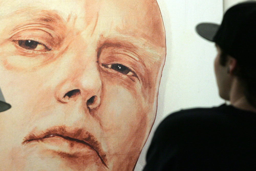 Alexandre Litvinenko, getty