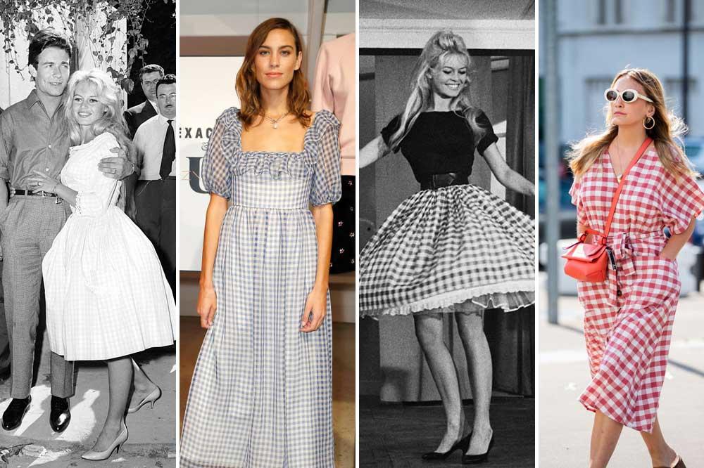 Brigitte Bardot is de ultieme Vichy-muze, Getty