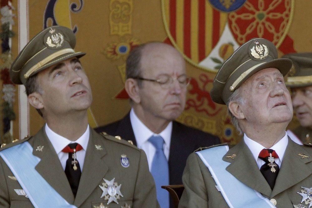 Juan Carlos d'Espagne, AFP