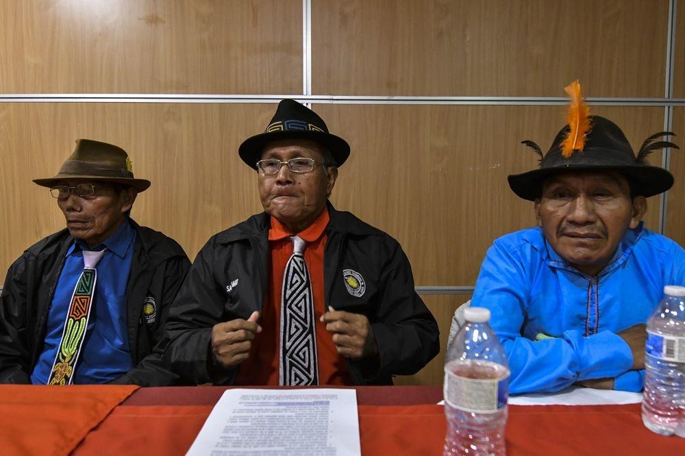 Indiens Kuna du Panama, AFP