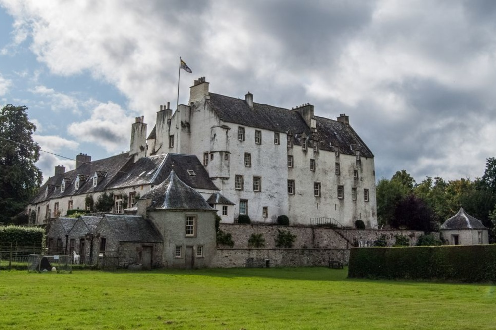 Traquair House, Getty Images