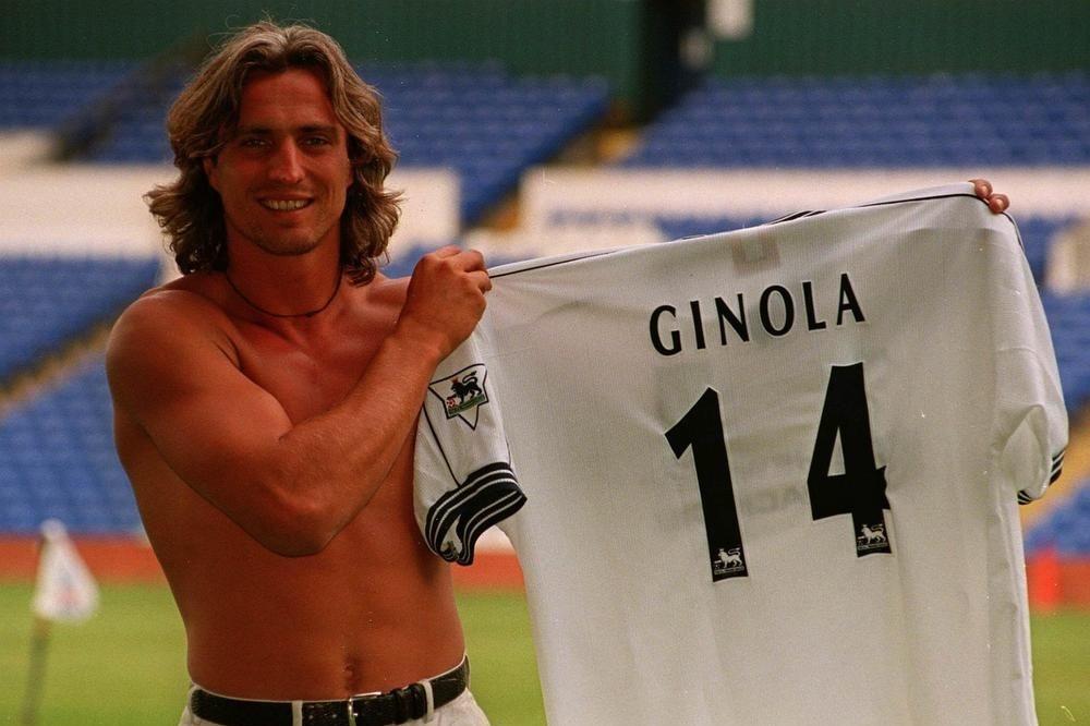 David Ginola, BELGAIMAGE