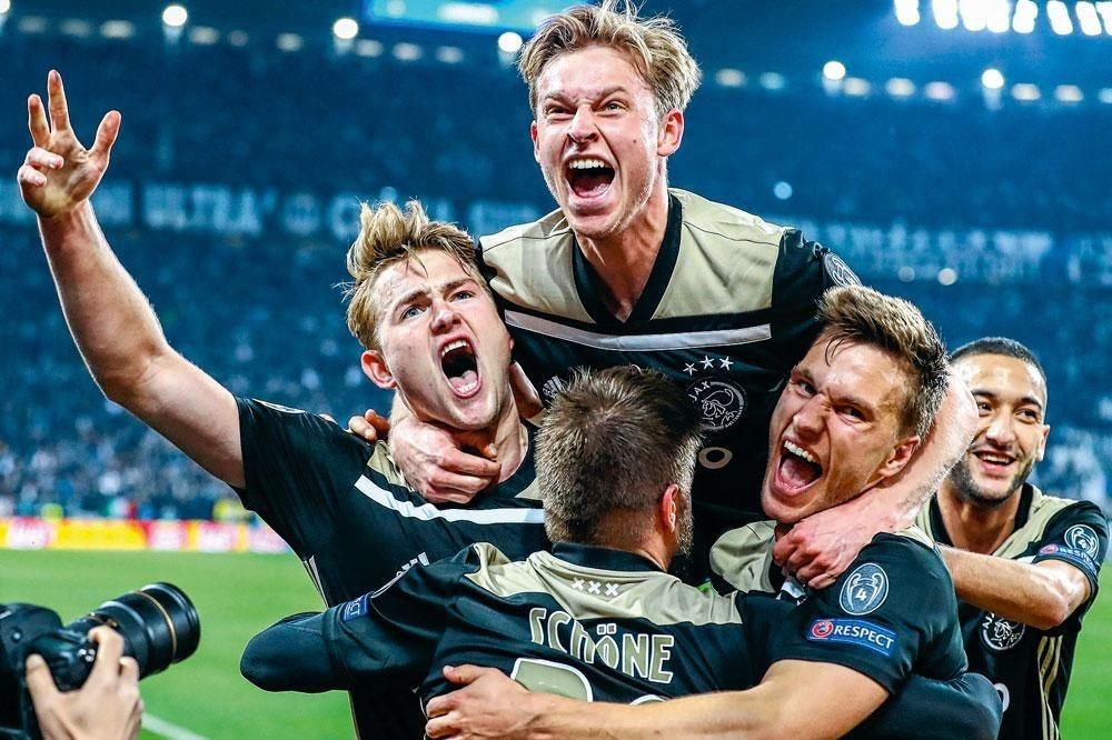Er keken meer noorderburen naar een 'onbelangrijke' WK-match dan naar Ajax-Real., BELGAIMAGE