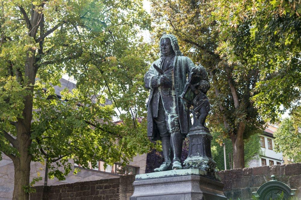 Bach Denkmal, Thuringer Tourismus