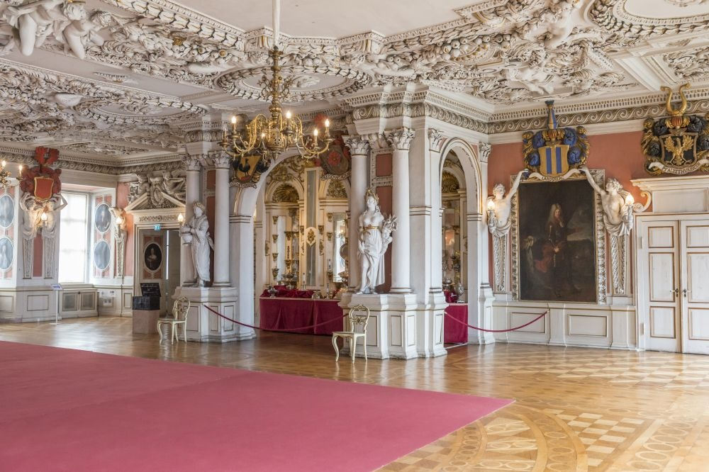Schloss Friedenstein, CMRUdo Bernhart