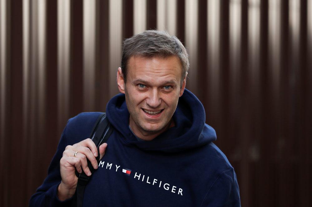 Navalny, Reuters