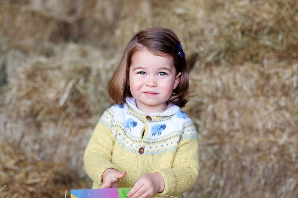 La princesse Charlotte , REUTERS