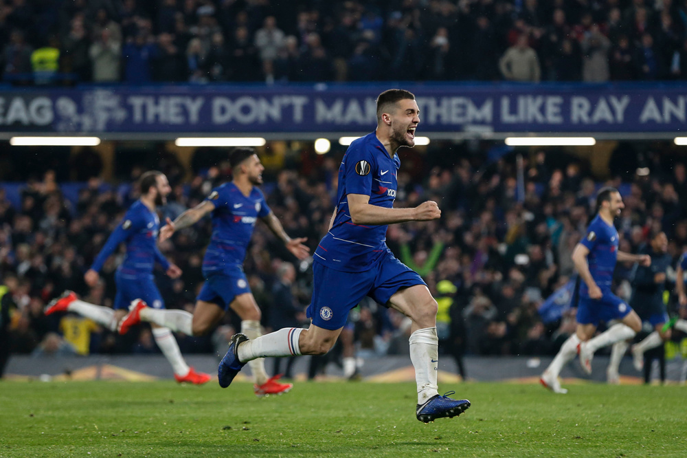 Chelsea nam Kovacic definitef over van Real Madrid., belgaimage