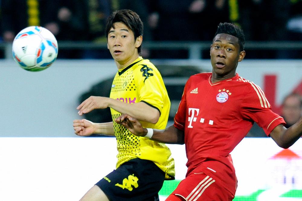 Kagawa kende een succesvolle twee jaar tijdens z'n eerste Dortmund-periode, belgaimage