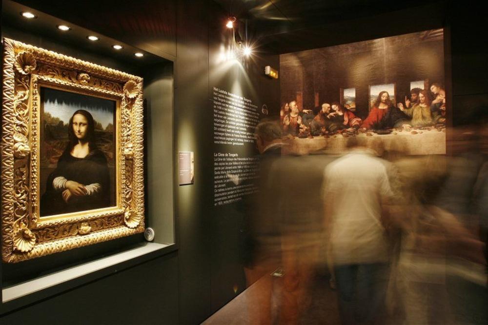 Mona Lisa, Belga