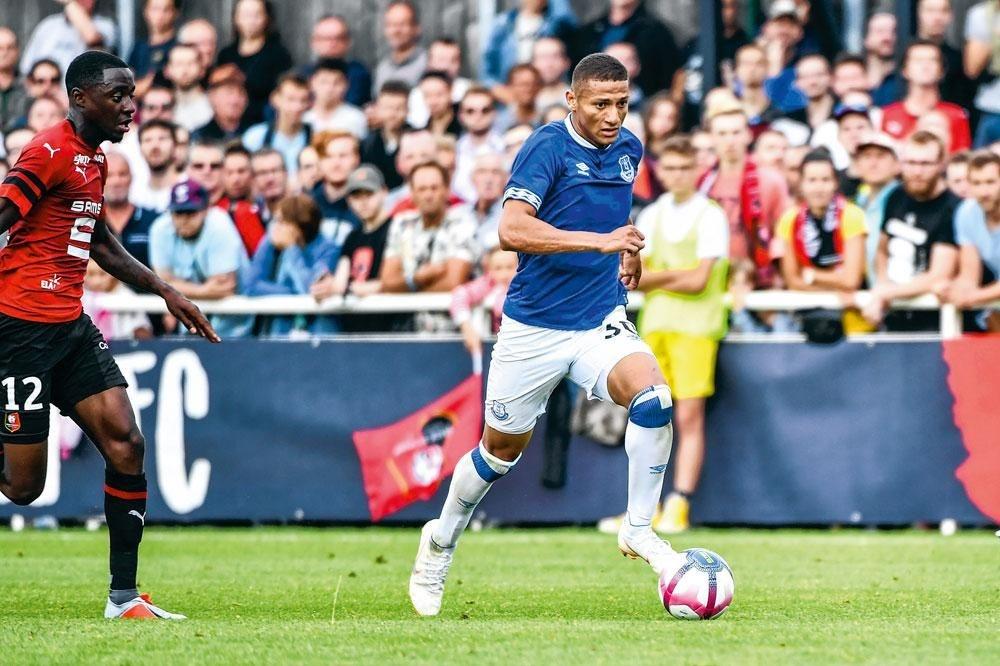 Kean kan bij Everton de aanvalslinie vormen met de talentvolle Richarlison., Icon Sport