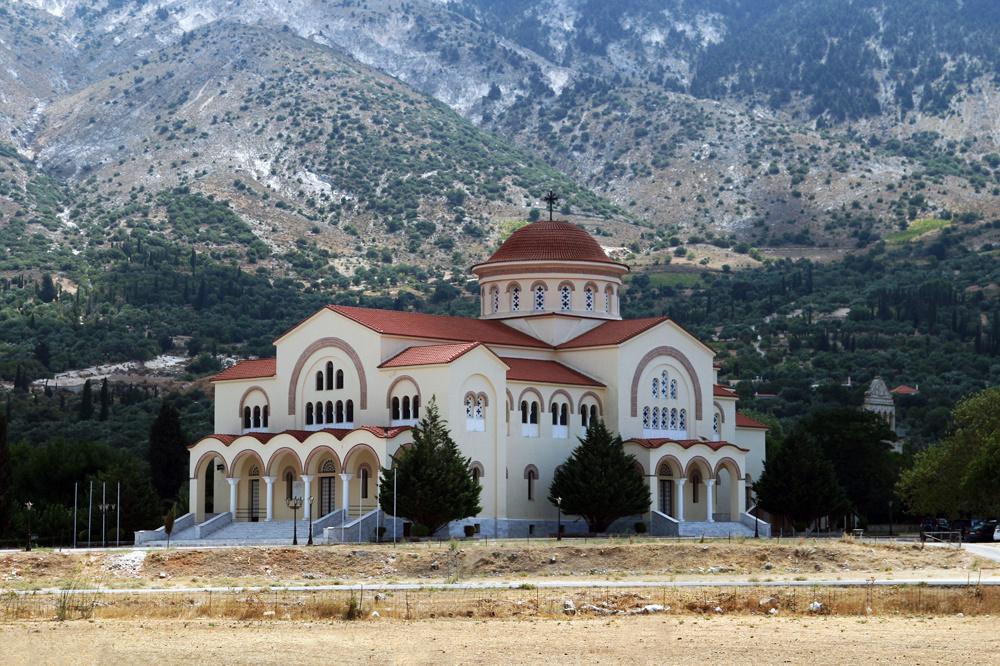 Monastère Agios Gerasimos, Getty Images