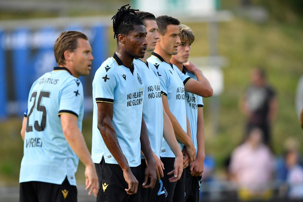 Kan Club Brugge een seizoen lang met dezelfde gretigheid spelen?, belgaimage