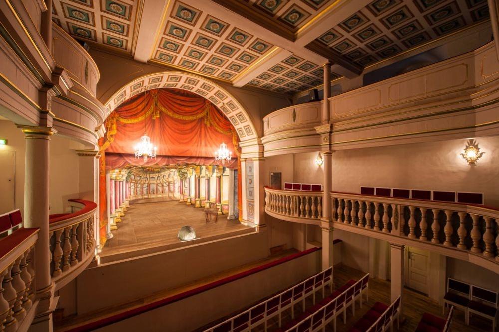 Ekhof Theater, CMRUdo Bernhart