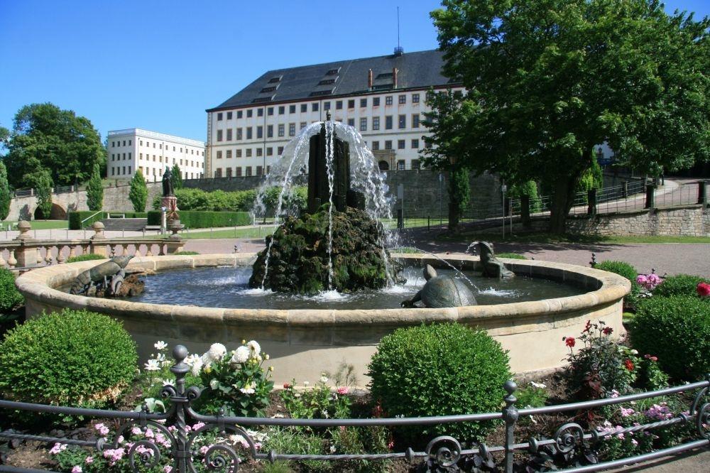 Schloss Friedenstein, Thuringer Tourismus GmbH
