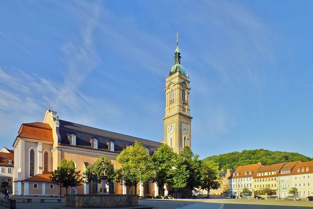 Georgenkirche, iStock/Getty Images