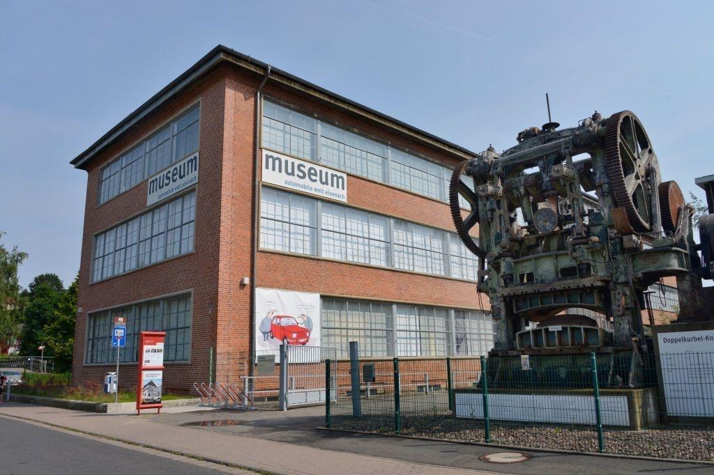 Automobil Welt Eisenach, GettyImage