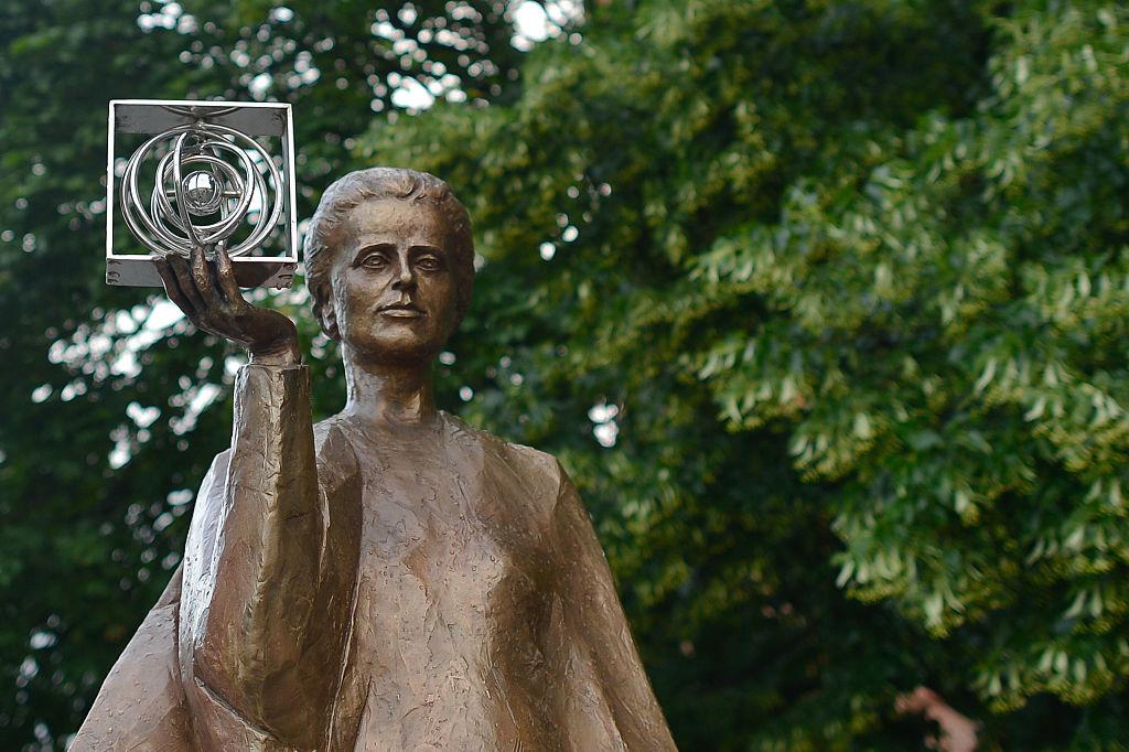 """Les Polonais sont très fiers de """"leur"""" Marie Sklodowska-Curie, iStock"""