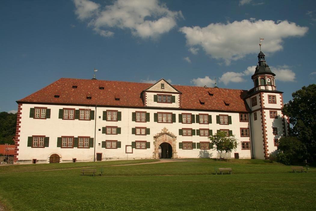 Le Château de Wilhelmsburg,  Thuringer Tourismus