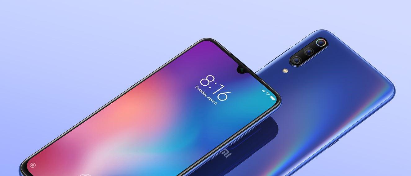 Xiaomi Mi 9, Xiaomi