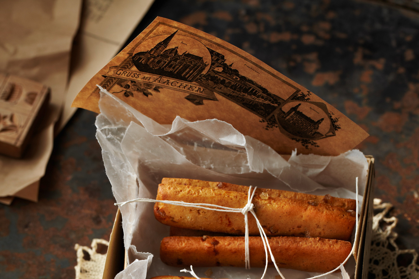 Aachener Printen, une sorte de pain d'épice, Getty