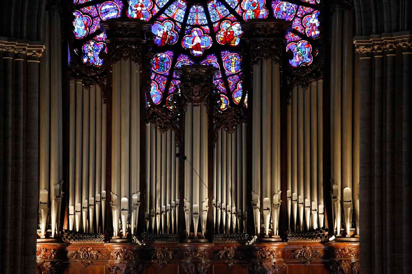 Le Grand Orgue de Notre Dame, Getty Images