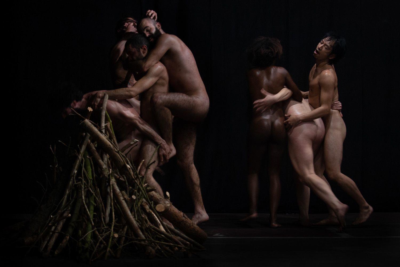 Marcelo Evelin, Els De Nil